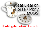 Get great value Horse mugs online